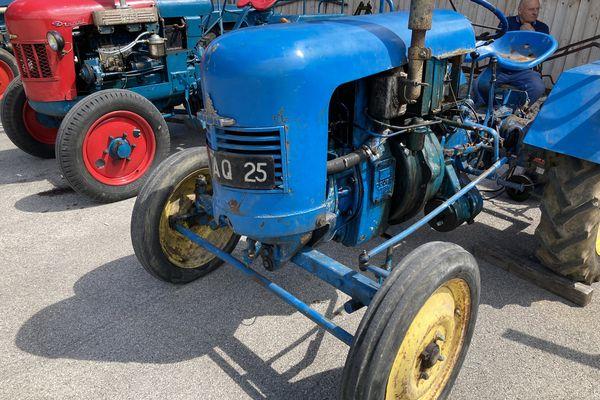 Les MESSIDOR ont été fabriqués à Besançon entre 1950 et 1956